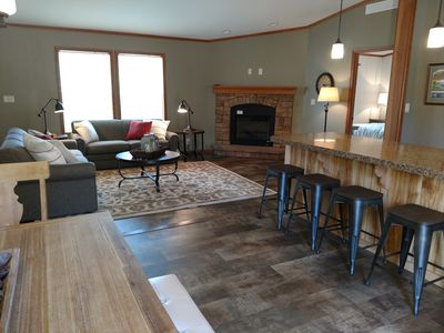Photo for New 4 Bedroom within Deep Lake Campground and near Dells