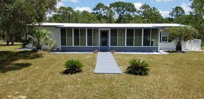 Photo for Quiet Homosassa Getaway with Pool