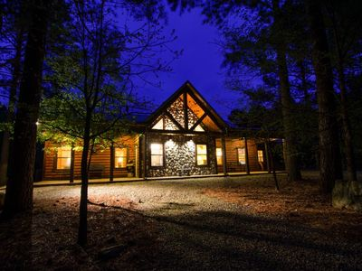 Photo for OK Corral Lodge (3 Bdrm) (High Lux)(HOT TUB)