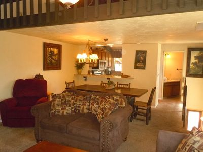 Photo for 2 Bedroom Townhouse at the Base of Snow Summit Ski Resort!
