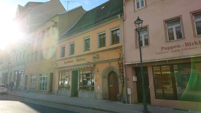 Photo for 1BR Apartment Vacation Rental in Meißen, SN