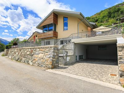 Photo for New villa in modern mountain design - Centrally located in the Aosta Valley!
