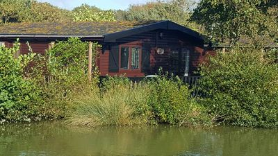 Photo for The Lodge By The Lake, Shorefield Holiday Park