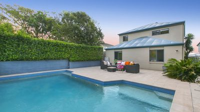 Photo for Attn- Water Polo Champs- sleeps 11- pool, city views, pet friendly. MIN 5 NIGHT