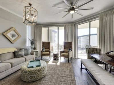 Photo for Stunning Gulf Views Await at this Newly Renovated Coastal Chic 2B/2B Condo