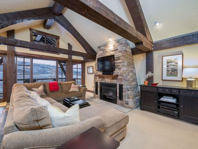Photo for Edgewater 103: Townhome - Closest Lodging to Snowbasin Ski Resort