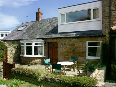 Photo for BEACH COTTAGE, pet friendly, with open fire in Beadnell, Ref 1320