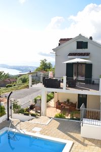 Photo for Villa with amazing view in Podstrana near Split