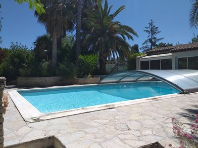 Photo for house in the foothills of the Star in a large property with pool
