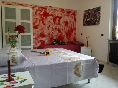 Photo for 1BR Apartment Vacation Rental in Chiavenna