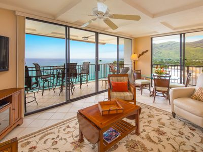 Photo for Luxurious Ocean Front Condo with Wrap Around Lanai