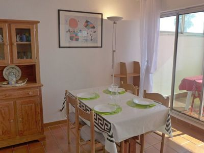 Photo for Apartment in Canet-en-Roussillon with Lift, Parking, Internet, Washing machine (96501)