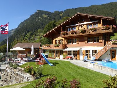 Photo for Bachsbort - fulfills all wishes, panoramic view, pool, jacuzzi, hotel service