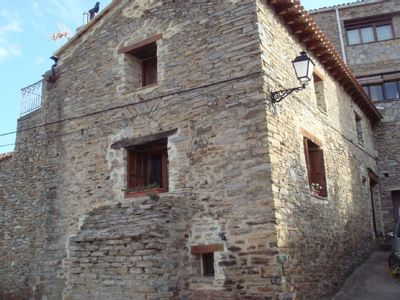 Photo for Self catering Los Arcos de Yanguas for 4 people