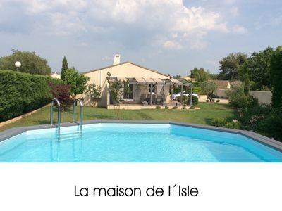 Photo for House for 6 guests with 100m² in L'Isle-sur-la-Sorgue (96262)