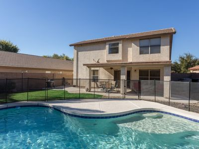 Photo for 4 Bed, 3.5 Bath home with Private Pool!