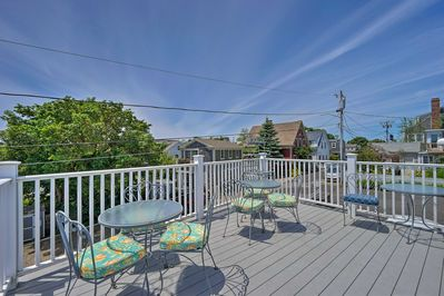 Stay at this lovely studio during your next trip to Cape Cod!