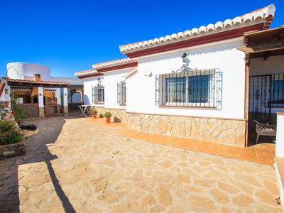 Photo for Beautiful private villa for 6 guests with private pool, WIFI and parking