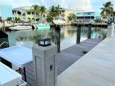 Photo for Little Pearl a Precious 2 /1 bath Home in Key Colony w Dock & Cabana Club included!!