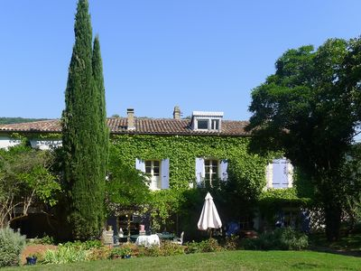 Photo for 19th Century Country Villa with Pool - French Pyrenees