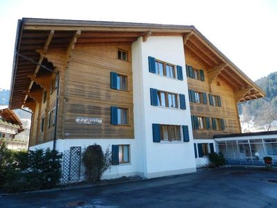 Photo for Apartment La Sarine 124 in Gstaad - 4 persons, 1 bedrooms