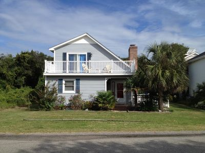 Photo for Coastal Cabana: Ocean View Home - 200 Easy Steps to the Beach!