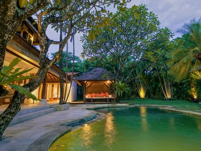 Photo for Seminyak Estate (9 Beds), Great Value!
