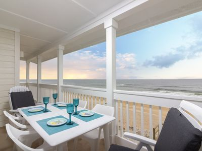 Photo for Oceanfront 3/3 Home - Newly Renovated - in Exclusive Ponte Vedra Beach!!!