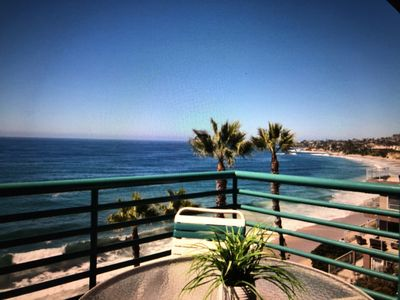 Photo for BEST Oceanfront Downtown Apartment! Recently renovated! Walk everywhere!Parking!