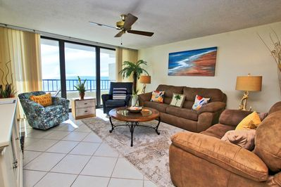 5th Floor Gulf Front Condo in Orange Beach, Alabama