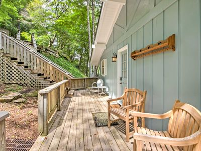 Photo for 'Beech Shak'-Cozy Home Steps From Beech Mtn Resort