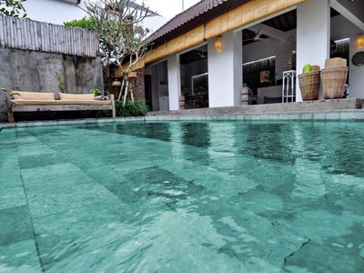 Photo for 2 BR at Prime Location Seminyak! Few Meters from Fashion Shops, Bars, and Restos