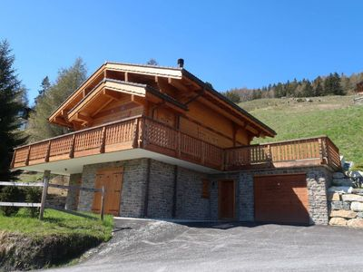 Photo for Thyon Holiday Home, Sleeps 9 with Free WiFi