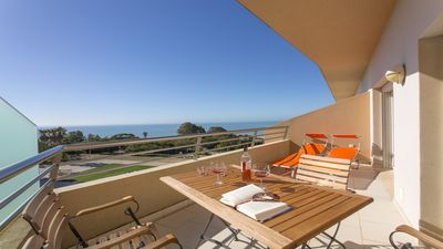 Photo for 1BR Apartment Vacation Rental in Sao Joao, Faro