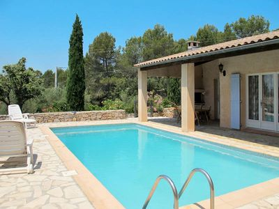 Photo for Vacation home in Entrecasteaux, Côte d'Azur hinterland - 7 persons, 3 bedrooms