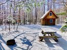 1BR Cabin Vacation Rental in Twin Mountain, New Hampshire