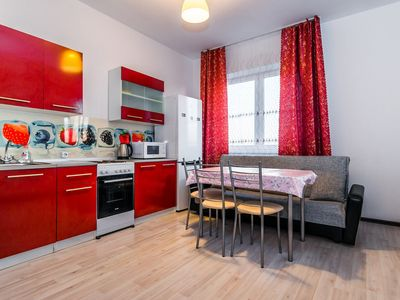 Photo for Beautiful apartment in the center of Krasnodar