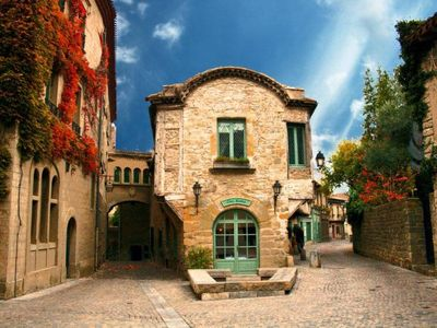 Photo for Lodge character right in the heart of the medieval town