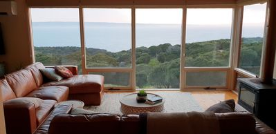Photo for Secluded comfort: Grass Tree Coastal Retreat, Eastern Kangaroo Island wilderness