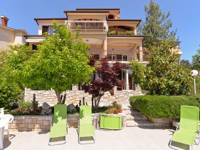 Photo for Holiday apartment Rabac for 5 persons with 3 bedrooms - Holiday apartment