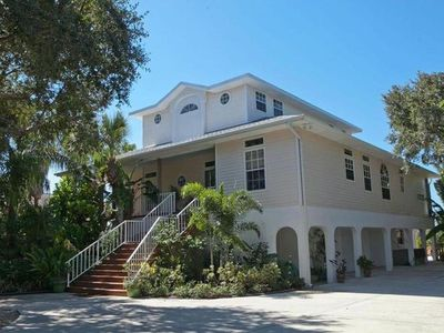 Photo for Warm Home on Lemon Bay With Expansive Views - Short Walk to Manasota Beach