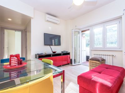 Photo for Apartment Bonbon in Roma: Centro Storico - 4 persons, 1 bedrooms