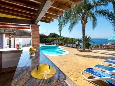 Photo for Villa Sol Casanova, Nerja, Costa del Sol