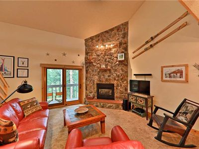 Photo for Serene condo on Vasquez Creek trail system and shuttle to Winter Park Resort.