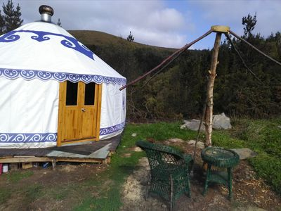 Photo for Secret floW Mountain Resort - Off-grid Eco Yurt