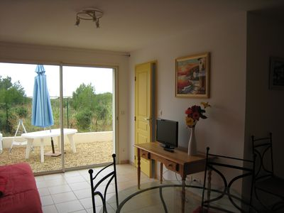 "Photo for RESIDENCE ""LE POUSSET"", T2 N ° 3, 400m from the beach Bergerie"
