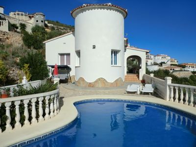 Photo for 2BR House Vacation Rental in Pedreguer monte solana, Costa Blanca