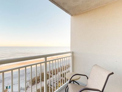 Photo for NEW LISTING! Ocean-view condo w/ shared pool & hot tub - near the beach