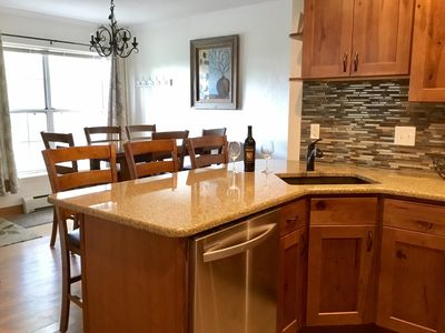 Gorgeous Townhome Totally Renovated with Amazing Views and Privacy