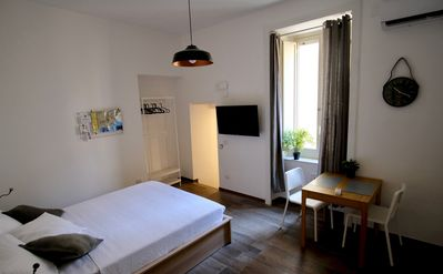 Photo for La Petite Riviera di Chiaia guest house a stone's throw from the seafront